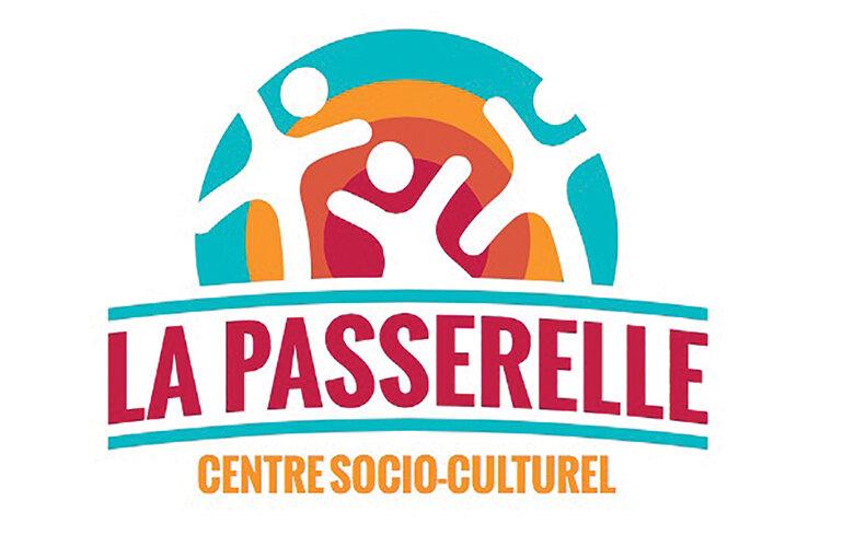 Logo du Centre Social CSC La Passerelle